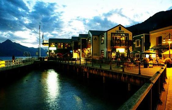 汽船码头旅游景点图片