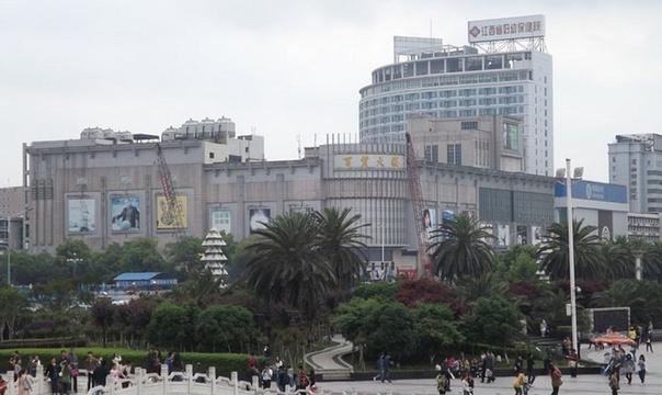 南昌百货大楼(中山路)旅游景点图片