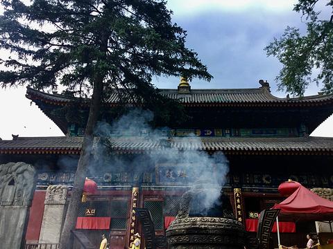殊像寺的图片