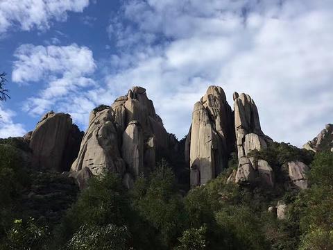 天姥山旅游景点图片