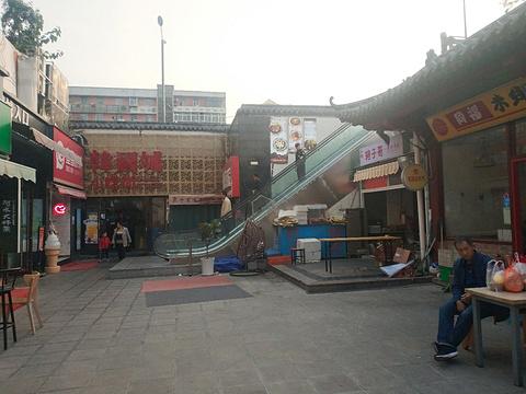 济南韩国城旅游景点图片