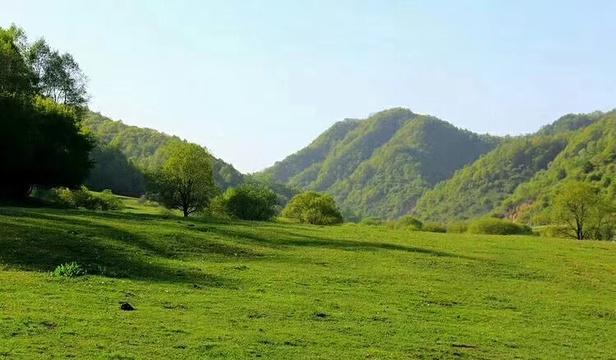 关山云凤风景名胜区太极八卦事景点旅游景点图片