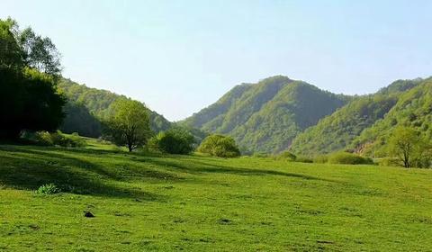 关山云凤风景名胜区太极八卦事景点的图片