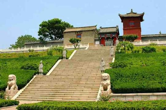 秦行宫遗址旅游景点图片