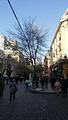 马迭尔广场东北特产街