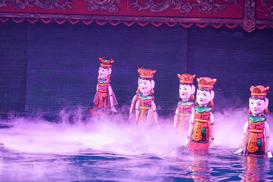 升龙水上木偶剧院旅游景点图片
