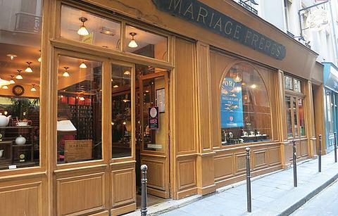 巴黎名茶殿堂
