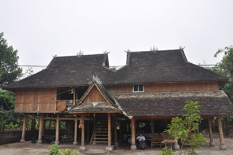 古纳卡傣族文化园