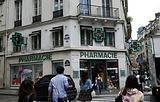Citypharma du Four Bonaparte药妆店