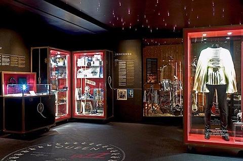 皇后乐队录音棚的图片