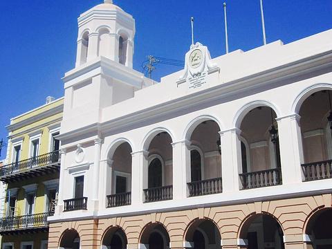 Alcaldia (City Hall)旅游景点图片