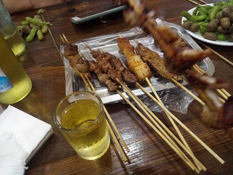 老北京碳锅涮肉爆肚馆