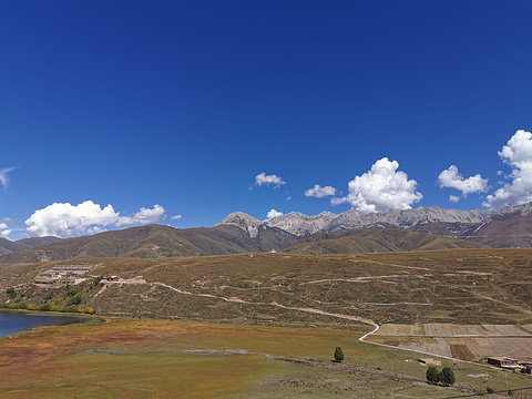 甘孜旅游图片