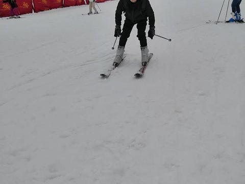 滑雪索道下站旅游景点图片