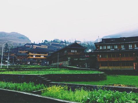 黄洛瑶寨旅游景点图片