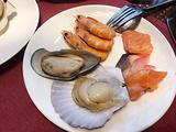 富力洲际酒店夜市餐厅海鲜自助
