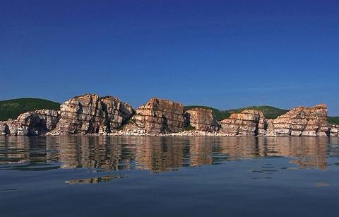 大黑山岛的图片