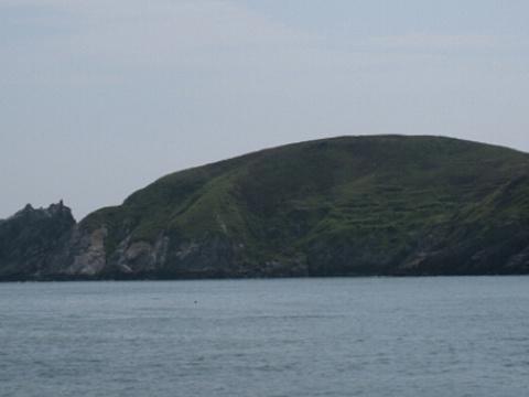 海上卧佛旅游景点图片