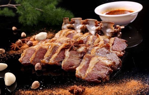集杰尚品海鲜烤肉自助餐厅(银座和谐广场店)旅游景点图片