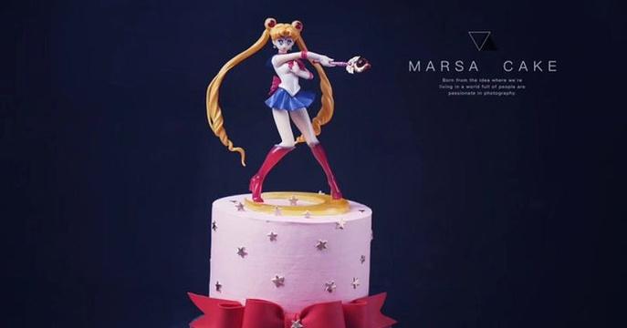 MARSA CAKE麦莎乳脂奶油蛋糕(梦时代店)旅游景点图片