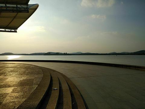 太湖游客中心旅游景点图片