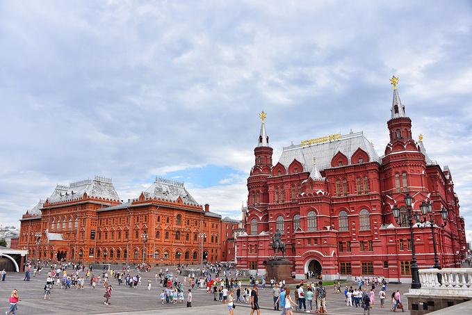 莫斯科悠闲5日线路