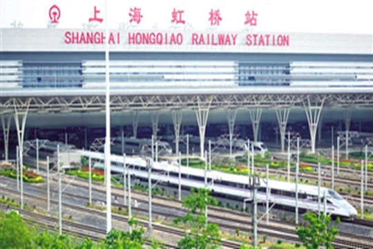 上海虹桥站旅游景点图片