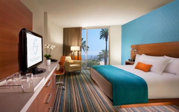 圣莫妮卡海滨酒店
