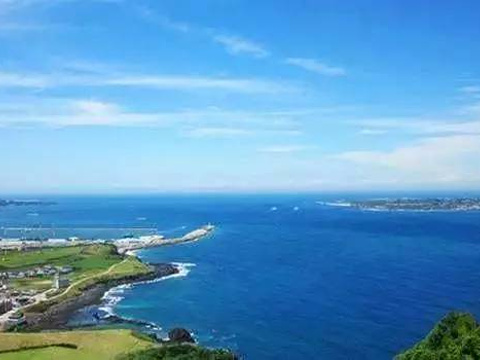 南田岛旅游景点图片
