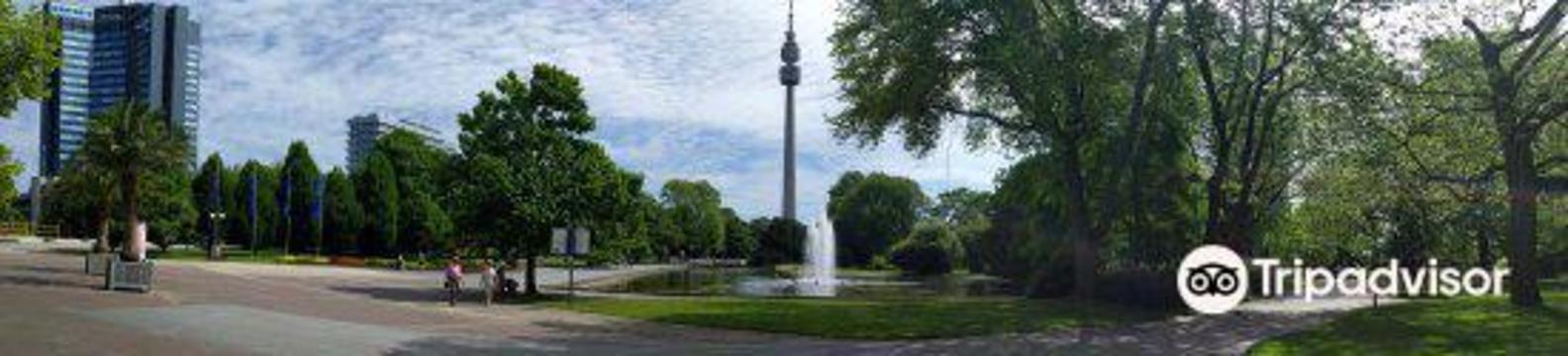 威斯特法伦公园旅游景点图片
