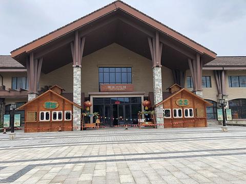 萨满文化馆旅游景点图片
