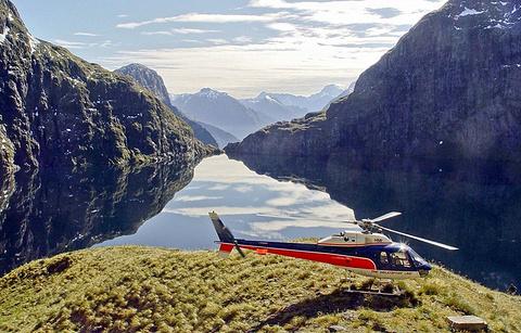 皇后镇全景直升机之旅