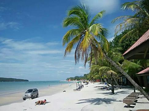 骷髅头海滩旅游景点图片