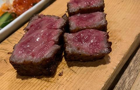 """京都怀石(烤肉)料理""""弘""""(祗园山名草庵)"""