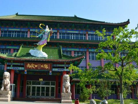 西霞口艺术馆旅游景点图片