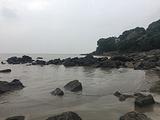 象山黄金沙滩