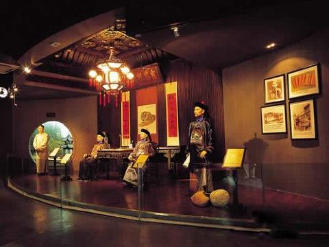 蜡工坊名人蜡像馆旅游景点图片