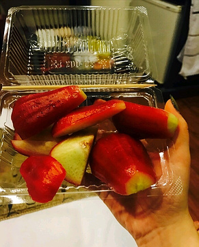 综合水果切