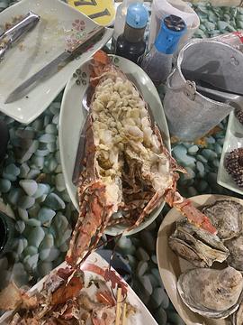 塔里巴巴海鲜市场的图片