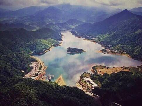 广州抽水蓄能电站旅游景点图片