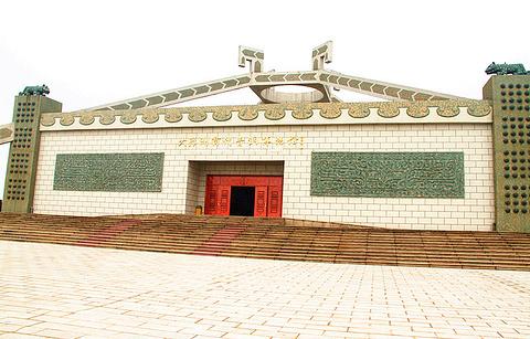新干大洋洲商代青铜博物馆