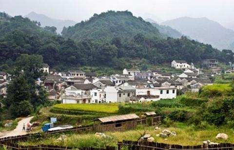 中国富硒第一村
