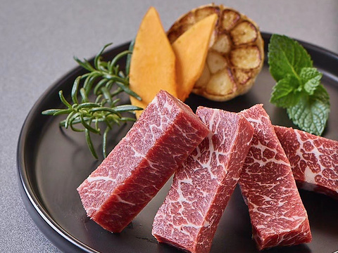 肉加韩国料理(金茂湾店)旅游景点图片