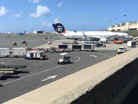 火奴鲁鲁国际机场旅游景点图片