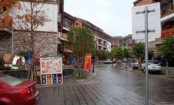 鸿福酒店·餐饮部旅游景点图片