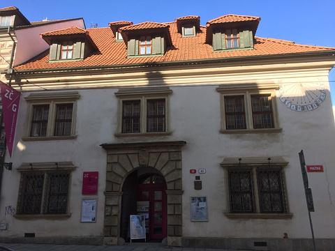 House No. 83 in Prazska Street