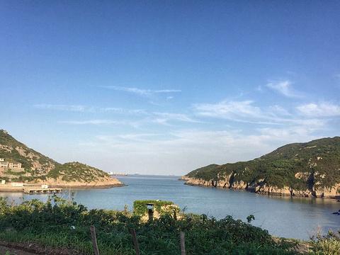 虾峙岛旅游景点图片