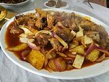 马乃炕锅羊肉