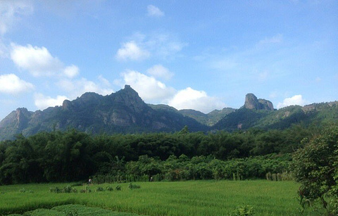 太平狮山的图片