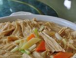 竹苑农庄美食